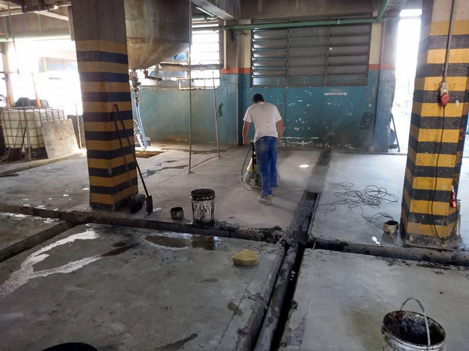 Empresa de piso epóxi em Campinas